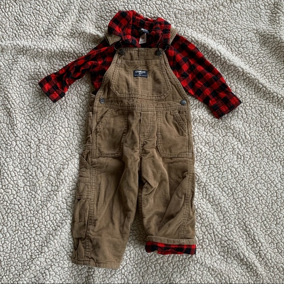 Toddler Boy 2 piece outfit 18M